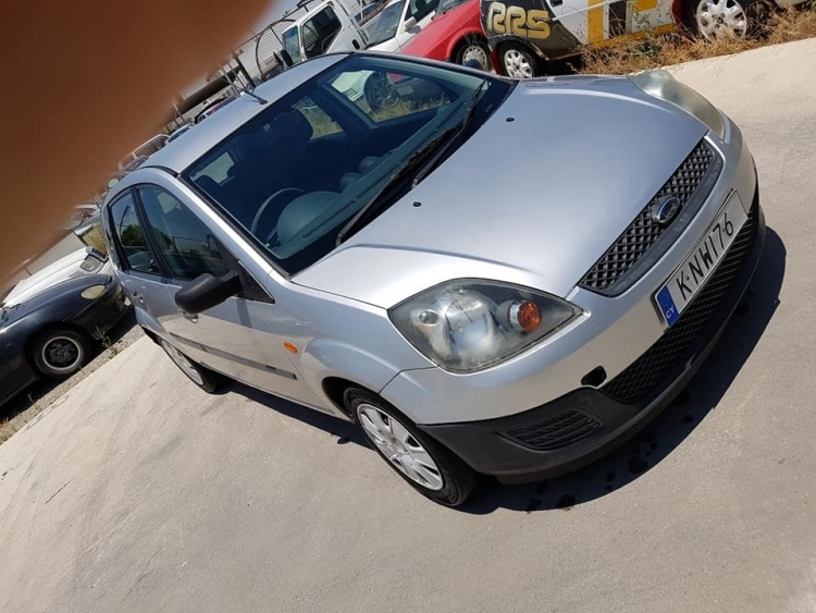 FORD FIESTA KNW