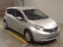 NISSAN NOTE 2015  SILVER