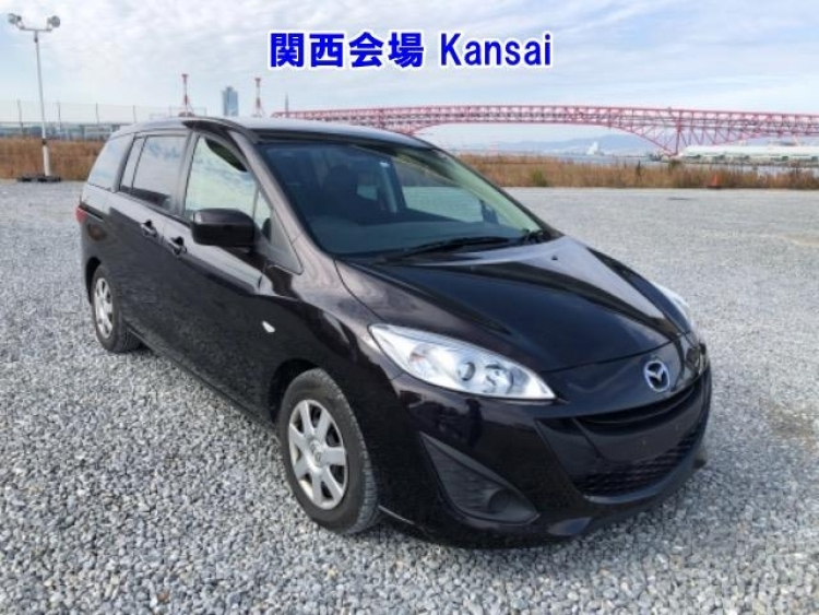 MAZDA PREMACY  2016  BRAWN